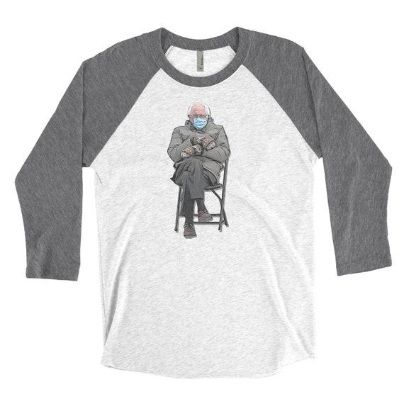 Bernie Sanders Shirt Personalized Shirt Custom T-shirt Bernie 2021 Custom Printing T-shirts Shirt Custom Unisex Shirts