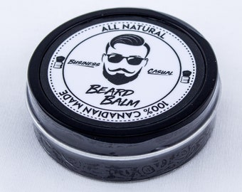 Business Casual Beard Balm