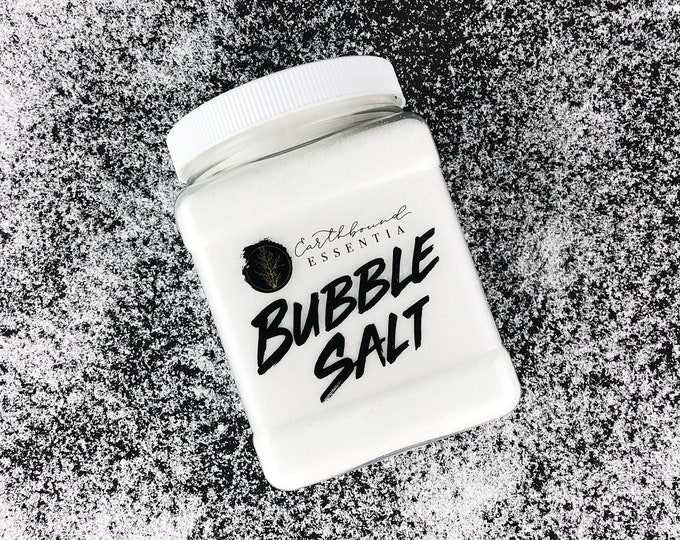 Featured listing image: Oatmeal Milk and Honey Bubble Bath Salt