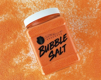 Satsuma Bubble Bath Salt