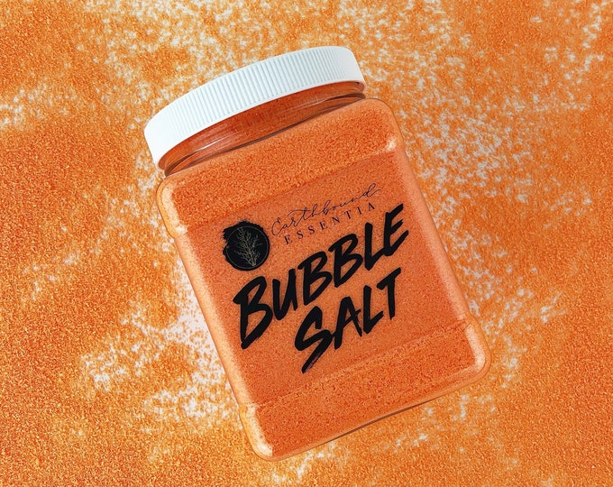 Featured listing image: Satsuma Bubble Bath Salt