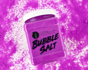 Lavender Bubble Bath Salt