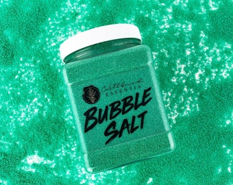 Eucalyptus Spearmint Bubble Bath Salt