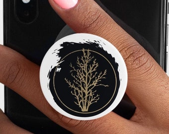 Tree Logo Phone Grip