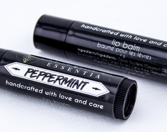 Peppermint Hydrating Lip Balm