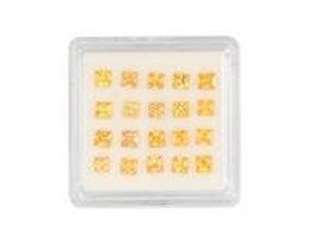 Songea Yellow Sapphire Box Set