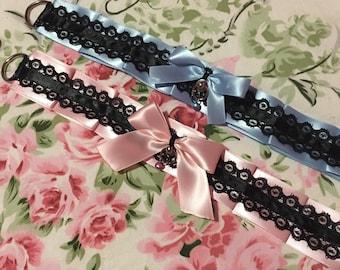 Pastel Goth Collar