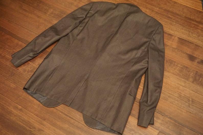 SHARKSKIN \u2023 1960s Botany 500 Blazer \u2023 Size 42R
