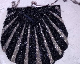 Art Deco  beaded handbag.
