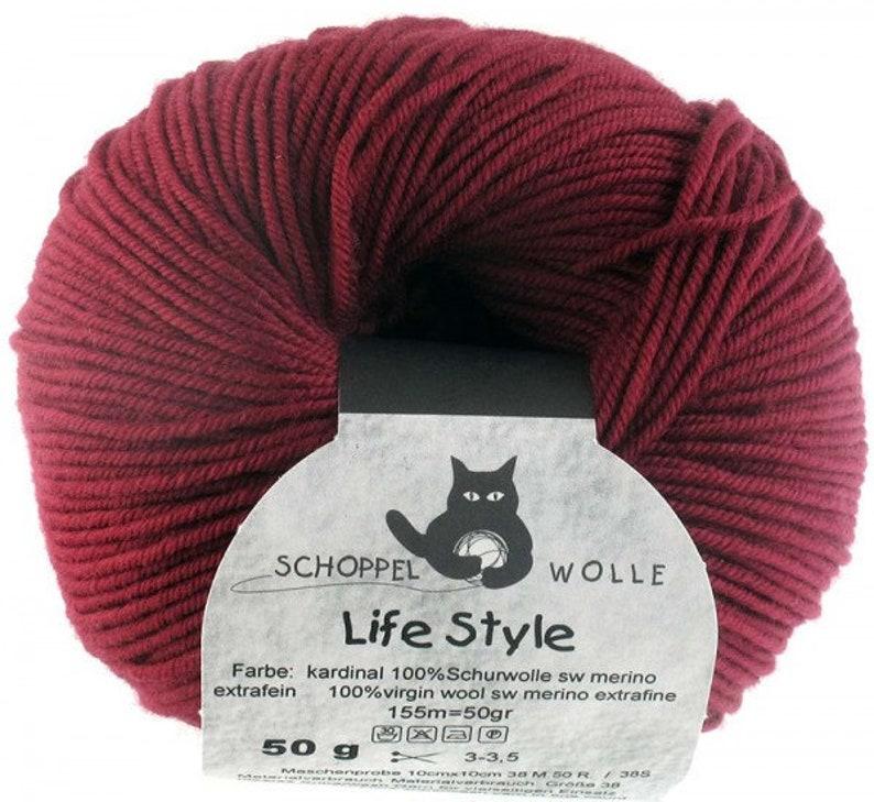 Schoppel Wolle Life Style magic Kiwi Coctail
