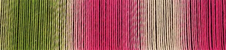 Magic ball through the flower paddock wool mixed fabric knit or crochet handmade