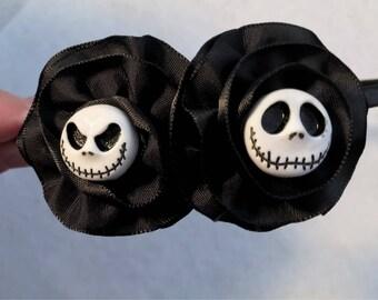 Jack Skellington, Nightmare Before Christmas inspired headband