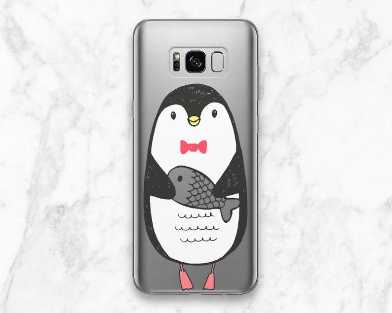 samsung galaxy s8 case penguin
