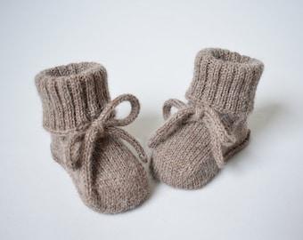cd320a79d608a WOOL ALPACA knitted warm long socks for kid leg warmers crib | Etsy