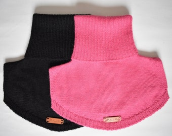 Amaone Baby Scarf Tube Girl Boy 40 20Cm Toddlers Snood Pattern Print Warm Soft Infant Unisex Neckerchiefs