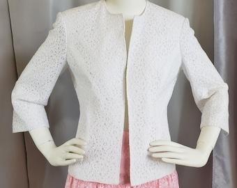 cf18a300e9 CLASSIC Eyelet Summer Jacket