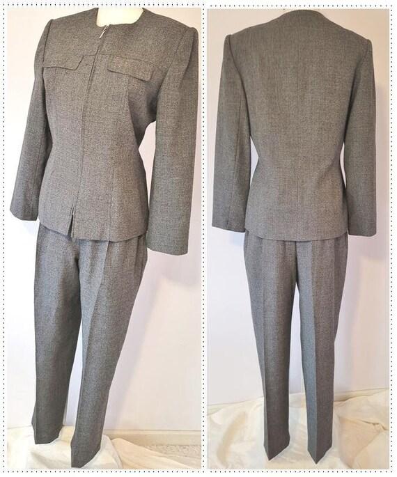 Oleg Cassini POWER Pant Suit