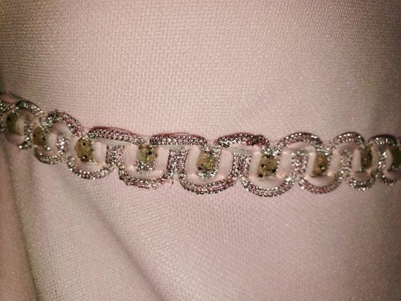 1960's Pink Princess Dress - image 7