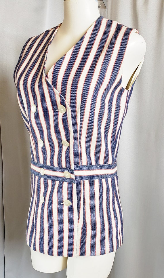 1970's KORET of CALIFORNIA Vest