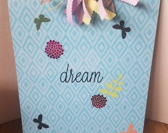 Decorative Clipboard (Front only)
