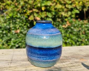 northern lights vase