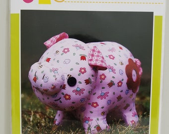 Melly and Me OINK OINK Pig new craft pattern #MM149