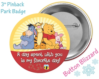 Sisters Best Friends Custom Disney Inspired Pins Personalized Cute Gift