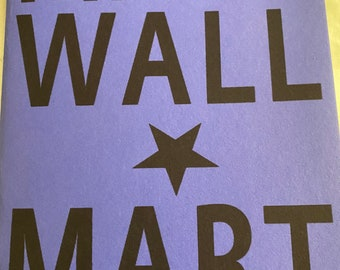 MART - poetry about consumerism in America by Matt Wall