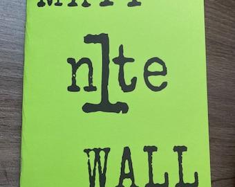 1 nite - 20 poems written in one night