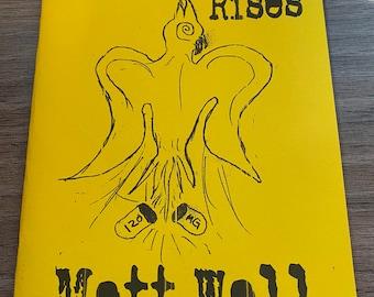 Pharmaphoenix Rises - New Poems by Matt Wall