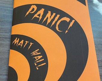 Panic! - 4 stories by Matt Wall