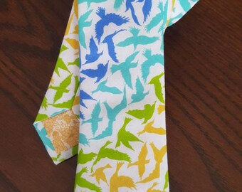 Loving these spring/summer colors in the  Swallows tie.  Brighten up your look!