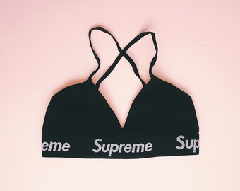 f4dd24a0ce24 Reworked Supreme Bra (Black). HannahPreme