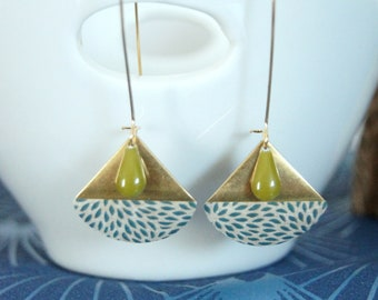 Hanging earrings,Ethnic,model to choose from