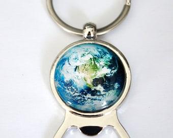 Key rings,Decapsulator,Bottle openers,Planet Earth