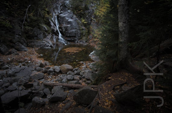 Gibb's Brook, Crawford Notch, White Mountains, New Hampshire