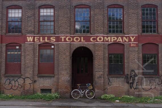 Wells Tool Company, Greenfield, Western Massachusetts