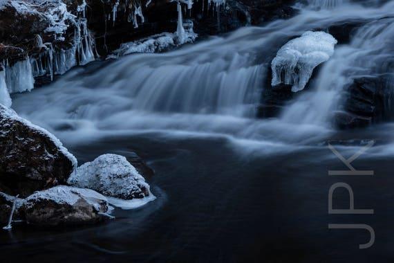 Harris Brook, Pelham, Western Massachusetts
