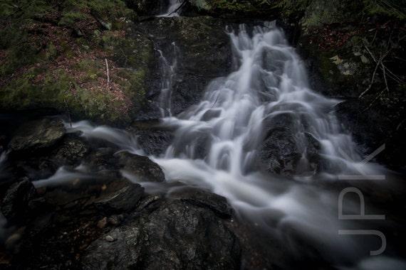 Tannery Falls, Savoy, Berkshires, Western Massachusetts