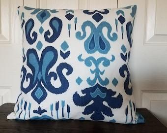 Decorative Pillow Covers - Navy Blue Pillow Covers - Throw Pillow Covers - Blue Cushion Covers - Blue Pillows - Sofa Pillows - Blue Bedding