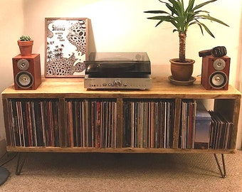 Vinyl Record Storage Etsy