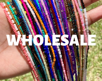 Screw On Waist Beads Wholesale for Resellers