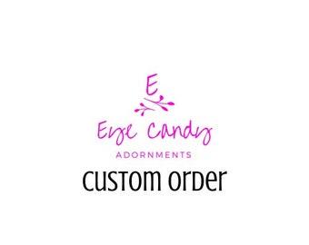 Custom Waist Bead Order for Nicole