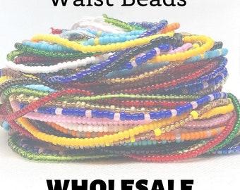 Wholesale Tie On Waist Beads