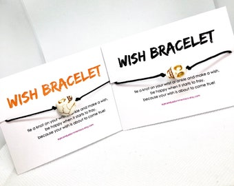 Skull Halloween Wish Bracelet, String Bracelet, Halloween Bracelet, Halloween Jewelry, Skull Bracelet, Skull Jewelry