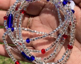 Tie On Waist Beads