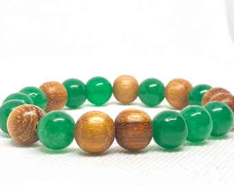 Green Aventurine Hope Bracelet