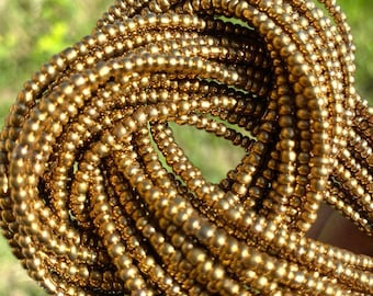 Bronze Removable Screw On Waist Beads