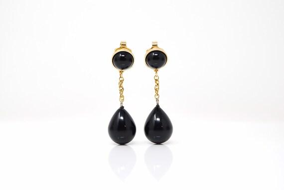 Crown Trifari Vintage Earrings - image 1