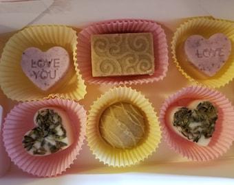 Bath Truffles Pamper Yourself Gift Box